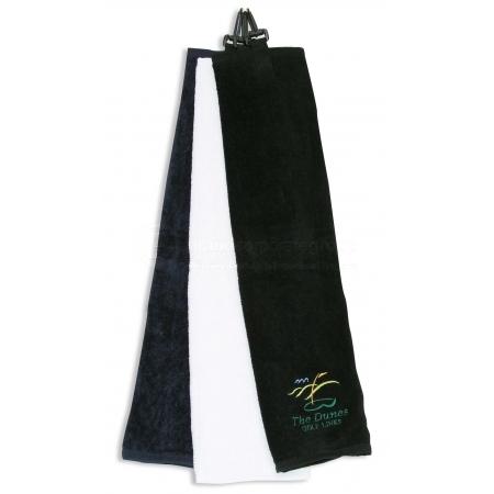 100006 Tri-Fold Golf Towel