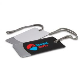 Promotional Trekka Luggage Tag 104749