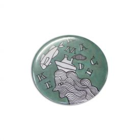 Button Badge Round 58mm 104780
