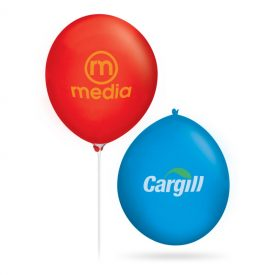 Promotional 30cm Balloons 107102