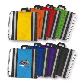 Promotional Reflecta Drawstring Backpack 107672