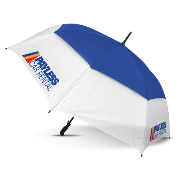 Trident Sports Umbrella White Panels 107903
