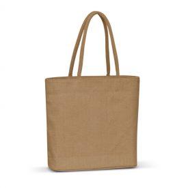 Carrera Jute Tote Bag - 108035