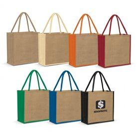 Torino Jute Shopping Bag - 108038