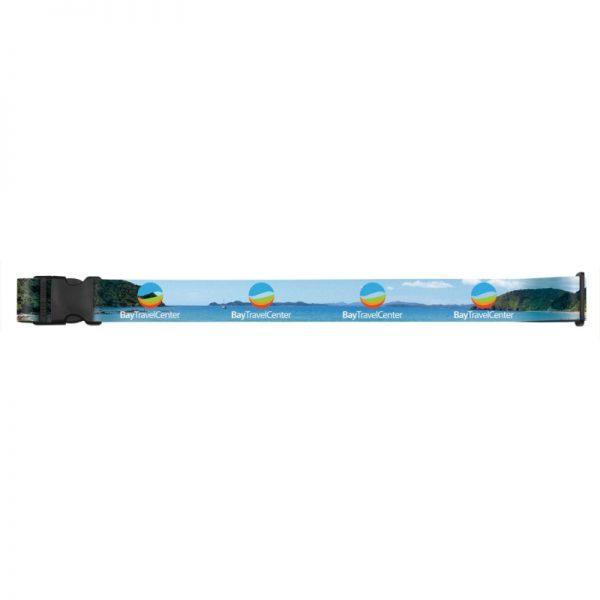 Full Colour Luggage Strap 108051