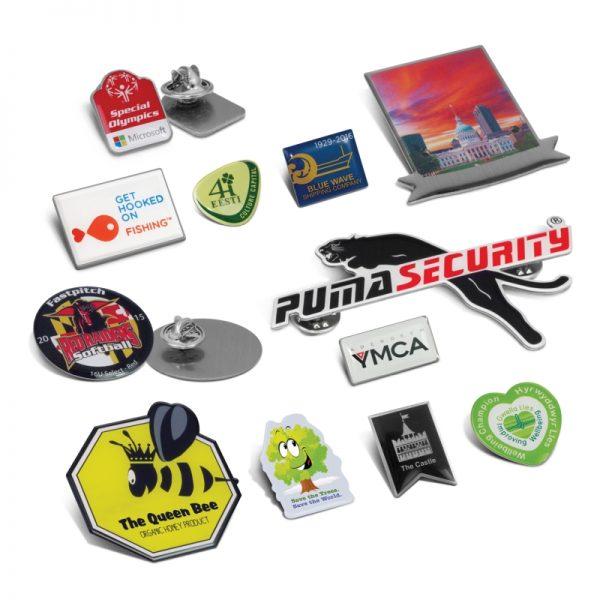 Lapel Badges - 108543