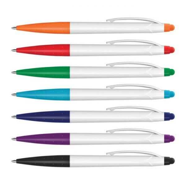 Spark Stylus Pen White Barrel 110097