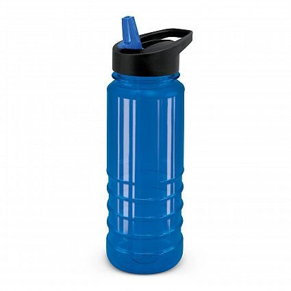 Triton Drink Bottle Black Lid 110747
