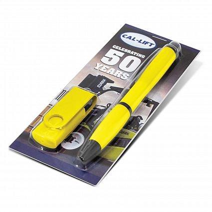 Promotional Vistro Gift Set - 110830 Yellow
