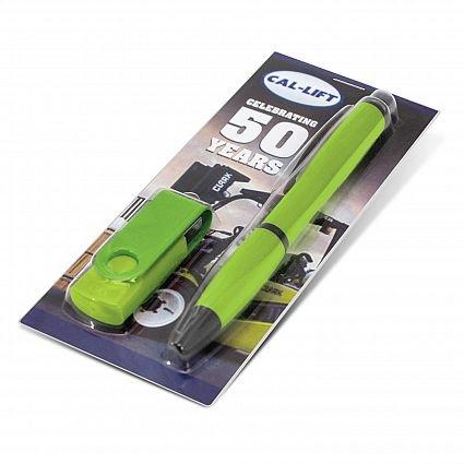 Promotional Vistro Gift Set - 110830 Bright Green
