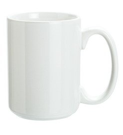 Jumbo Ceramic Mug MG1015W