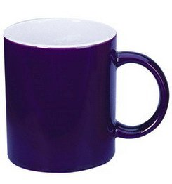 Can Two-Tone Ceramic Mug MG7168 C/B