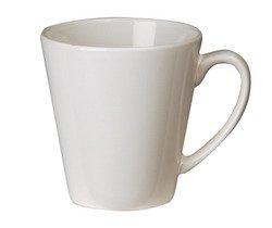Vista Ceramic Mug MG39 B/W-MF