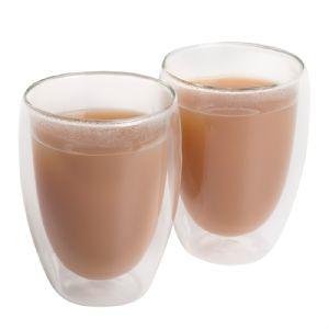 Glass Coffee & Tea Set