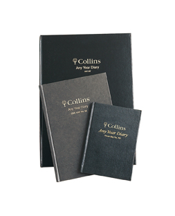15007 Collins Any Year Diary