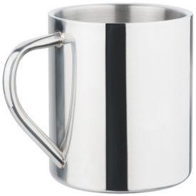 4031 Polished Stainless Steel Mug