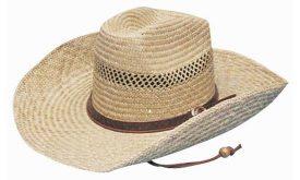 4283  Ladies Cowboy Straw
