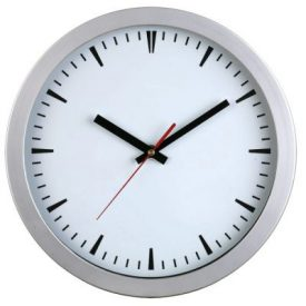 WCR2 WALL CLOCK ROUND 300MM