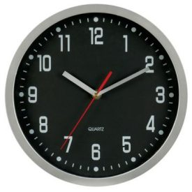 WCR1 WALL CLOCK ROUND 254MM