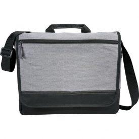 Faded Tablet Messenger Bag