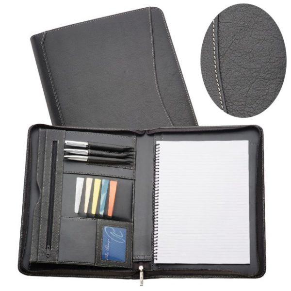 505 A4 Leather Compendium