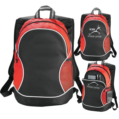 5146RD Boomerang Backpack
