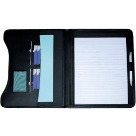Promotional Microfibre A4 Pad Cover 560BK