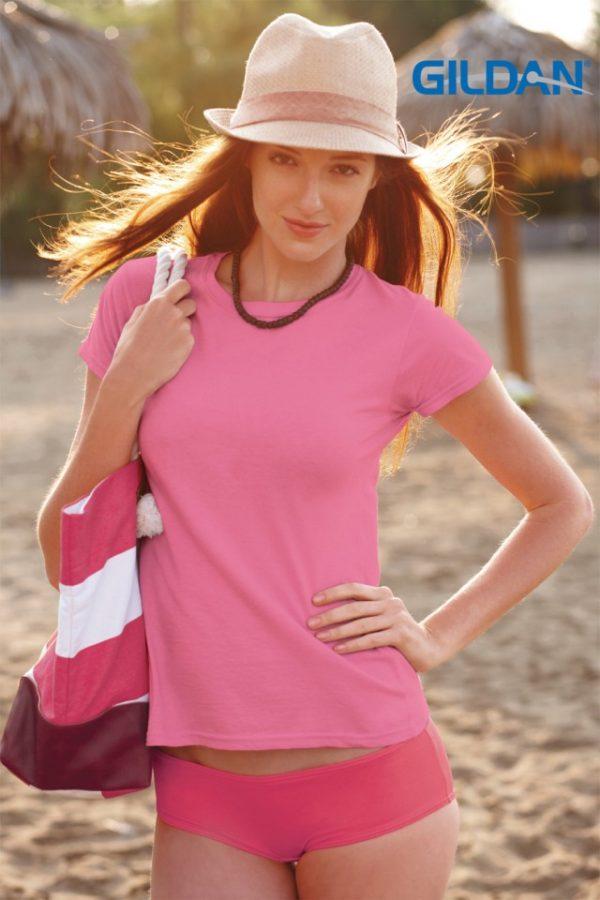 64000L Softstyle Ladies T-Shirt