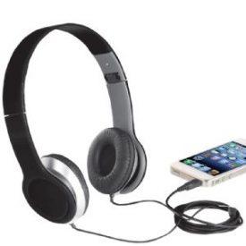 Atlas Headphones 7707 Black