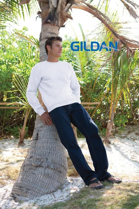 9000 Ultra Cotton Adult Crewneck Sweatshirt