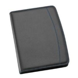 Custom A4 Zippered Compendium with Calculator 9038