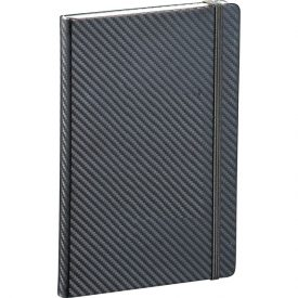 Printed Ambassador Carbon Fibre 5 x 7 JournalBook™ 9135BK