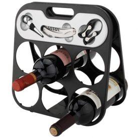 9186 6 Bottle Wine Rack