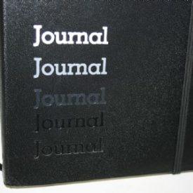 printed Ambassador Large Bound JournalBook™ 9197