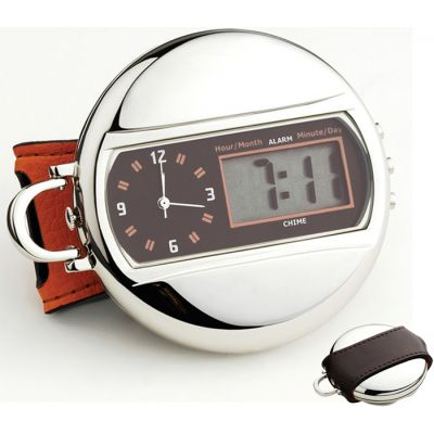 DTTC1 DUAL TIME TRAVEL CLOCK