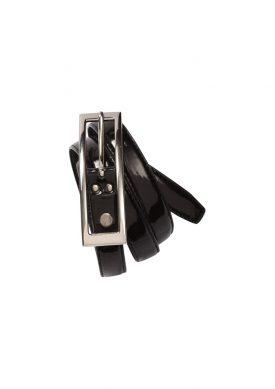 Ladies Semi-Patent Belt BB10920