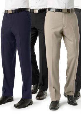 Mens Classic Flat Front Pant BS29210