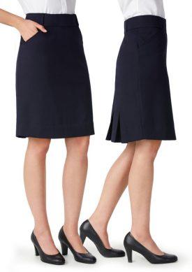 Ladies Detroit Flexi-Band Skirt BS612S
