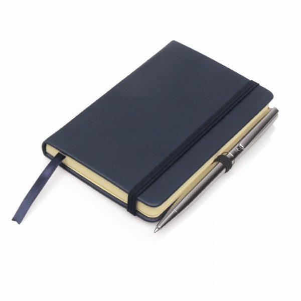 Executive A6 Notebook - C459 bLACK