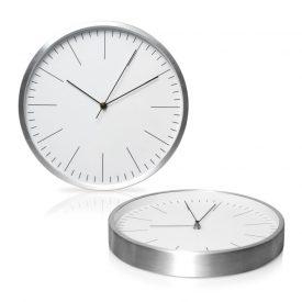 30cm Aluminium Wall Clock -  C493