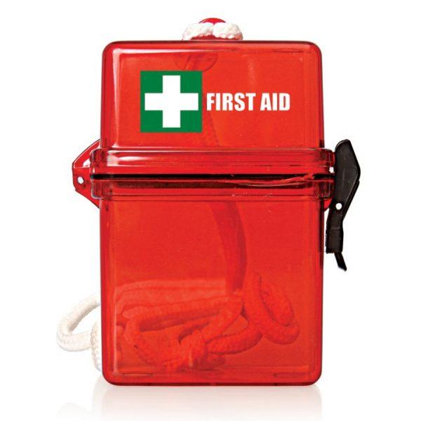 15pc Waterproof First Aid Kit -  FA103