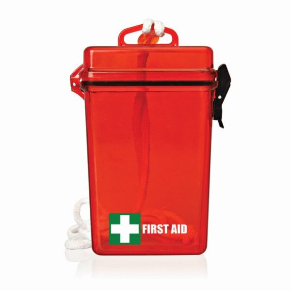 21pc Waterproof First Aid Kit -  FA104