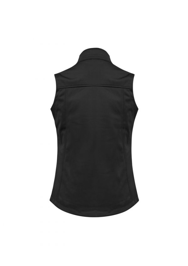 Ladies Soft Shell Vest J29123