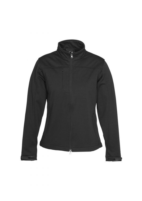Ladies Soft Shell Jacket J3825