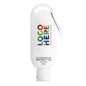 Sunscreen - Australian Made SPF 50+ on Carabiner 50mL -  L464