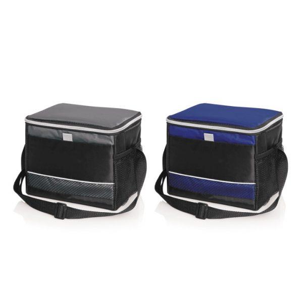 6 Can Cooler Bag w/Carry Strap - 6L -  L470