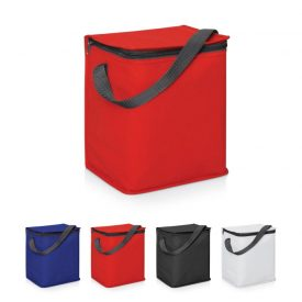 6 Bottle/12 Can Cooler Bag w/Carry Strap - 5L -  L472