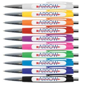 Printed Arrow Ballpoint Pen - LL8016