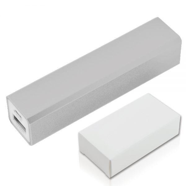 Aluminium Velocity Mobile Phone Power Bank