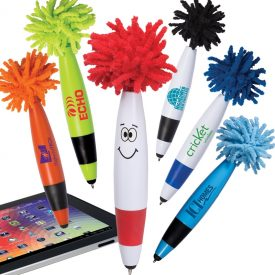 Mop Top Junior Ballpoint Pen / Stylus